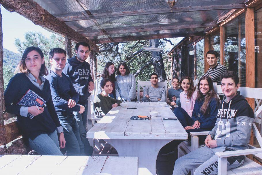 UE Armenia Team